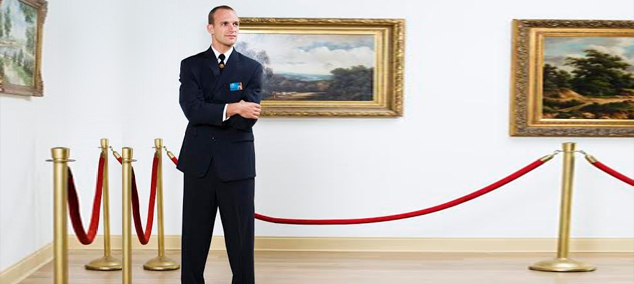 Manned Security Guard Services