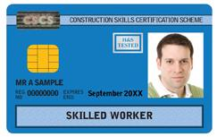 Blue: Skilled Worker Card