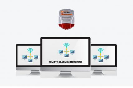 24 Hour Remote Alarm Monitoring Service
