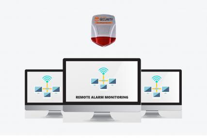 24 Hour Remote Alarm Monitoring Service