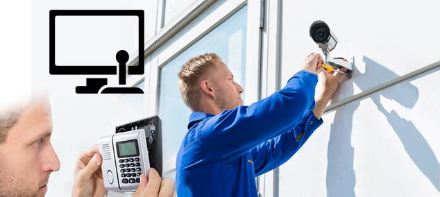 Installation of Electrical Security Equipment