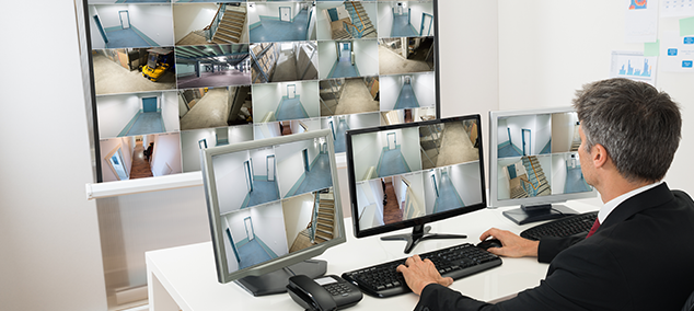 CCTV Remote Monitoring Service