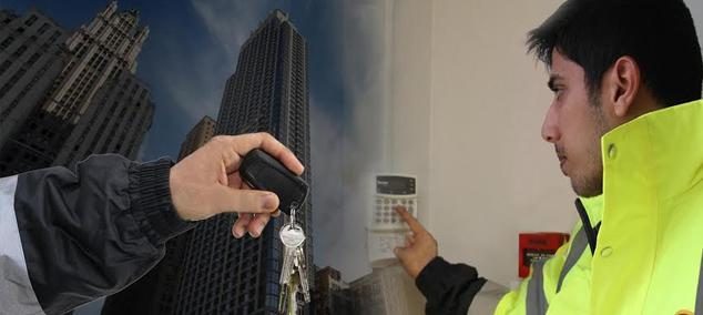 Alarm Response & Key Holding Services